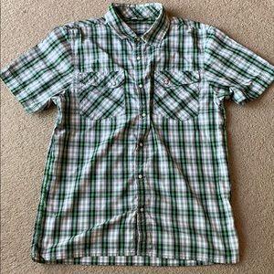 The North Face Men's Shirt sz M Short Sleeves